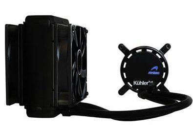 Antec Launches KÜHLER H2O 920 Maximum-Performance CPU Cooler