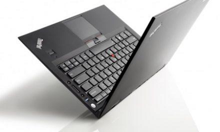 Lenovo ThinkPad X1 ultra-portable laptop