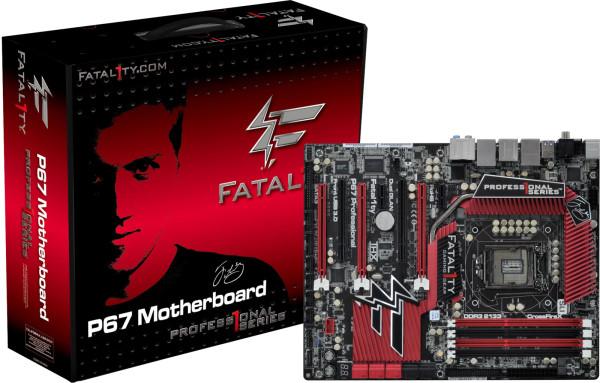 ASRock Fatal1ty P67 Professional LGA 1155 Motherboard Review