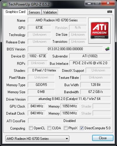 AMD Radeon HD 6790 1GB Review - Barts hits $150 - Graphics Cards 69