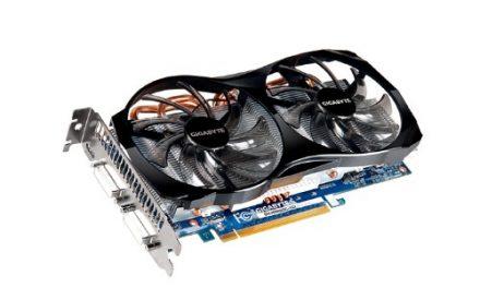 Gigabyte Unveils NVIDIA GeForce GTX 560 Overclock Edition Graphics Card