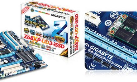Gigabyte Offers Z68 Motherboard With Bundled Intel 311 mSATA SSD