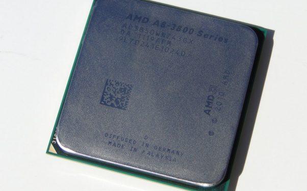 AMD A-Series Desktop Processors Set the APU Bar