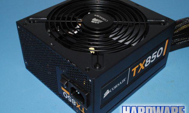 Corsair redesigns the TX850