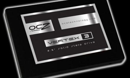 OCZ's new SSD, the Vertex 3, is storage glee