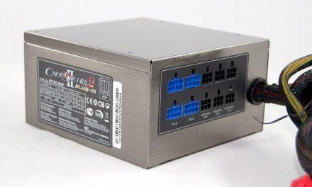 The Scythe Chouriki 2 Plug-In 850 W isn't worth a 2nd glance