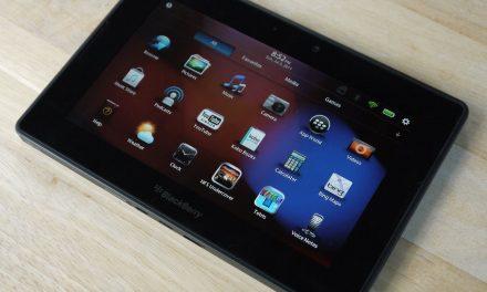 BlackBerry PlayBook Review: Good Hardware Seeks Great Software