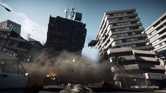 Battlefield 3 Battlelog: Call of Dutied all over Call of Duty