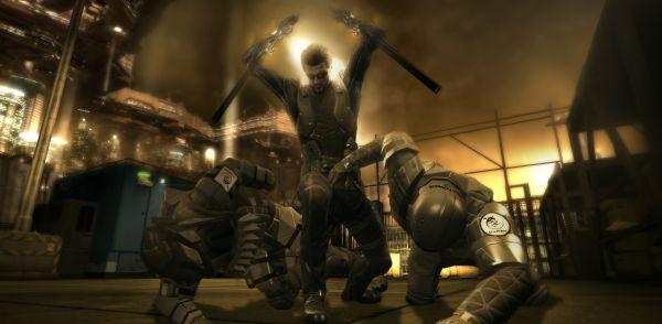We've got gold!  Deus Ex 2 is on time.