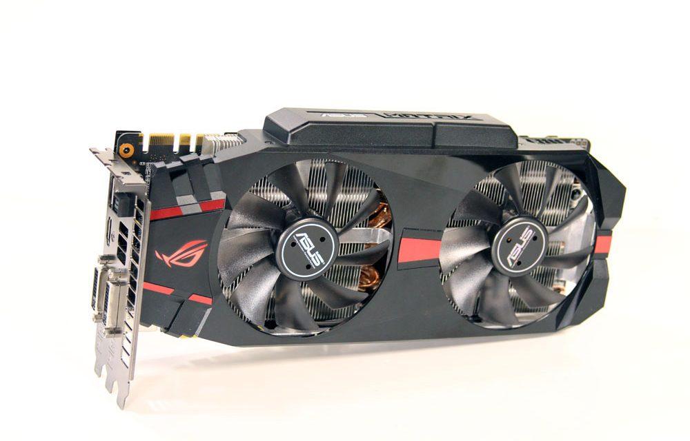 Just Delivered: ASUS ROG MATRIX GeForce GTX 580 1.5GB Graphics Card