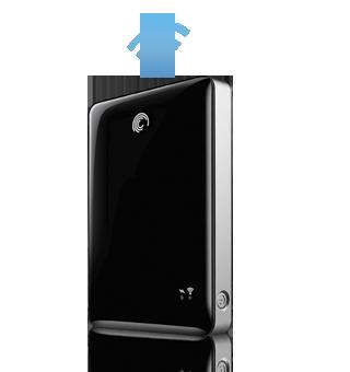 Wireless storage on the go with Seagate's GoFlex Satellite