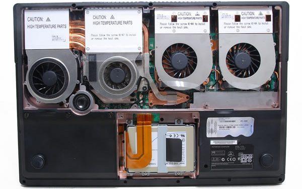 Maingear's Titan 17 is one hefty desktop replacement