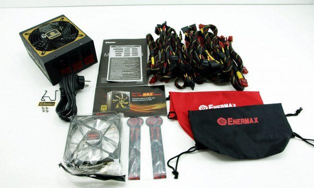 1300 watts of golden power from Enermax