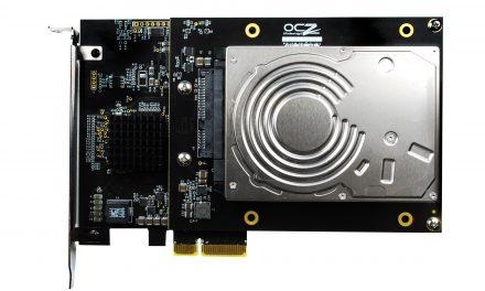 OCZ Technology Announces the High Performance RevoDrive Hybrid Storage Solution