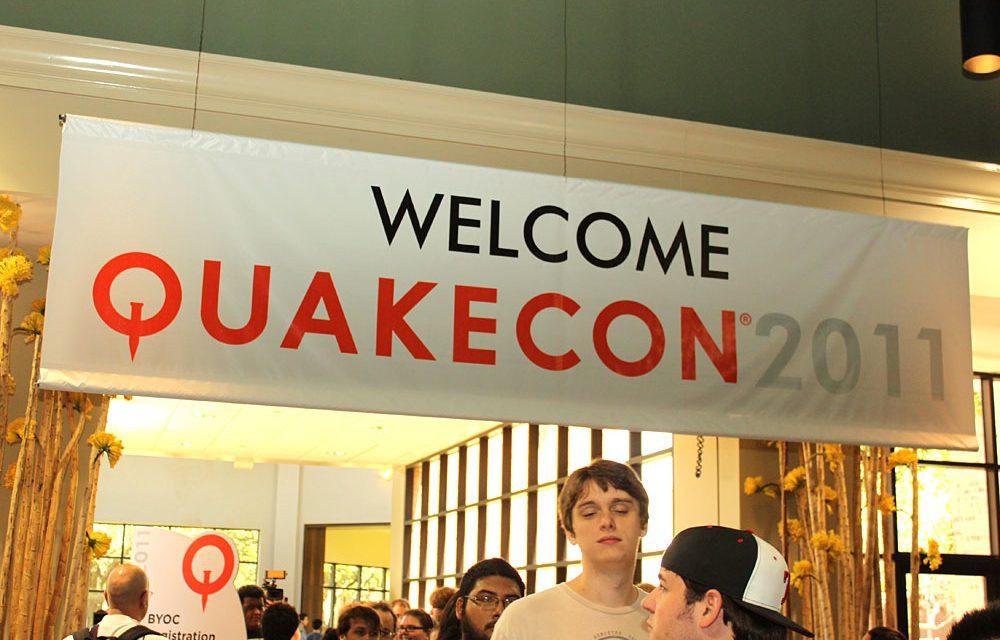 Quakecon 2011: Day 1 Coverage
