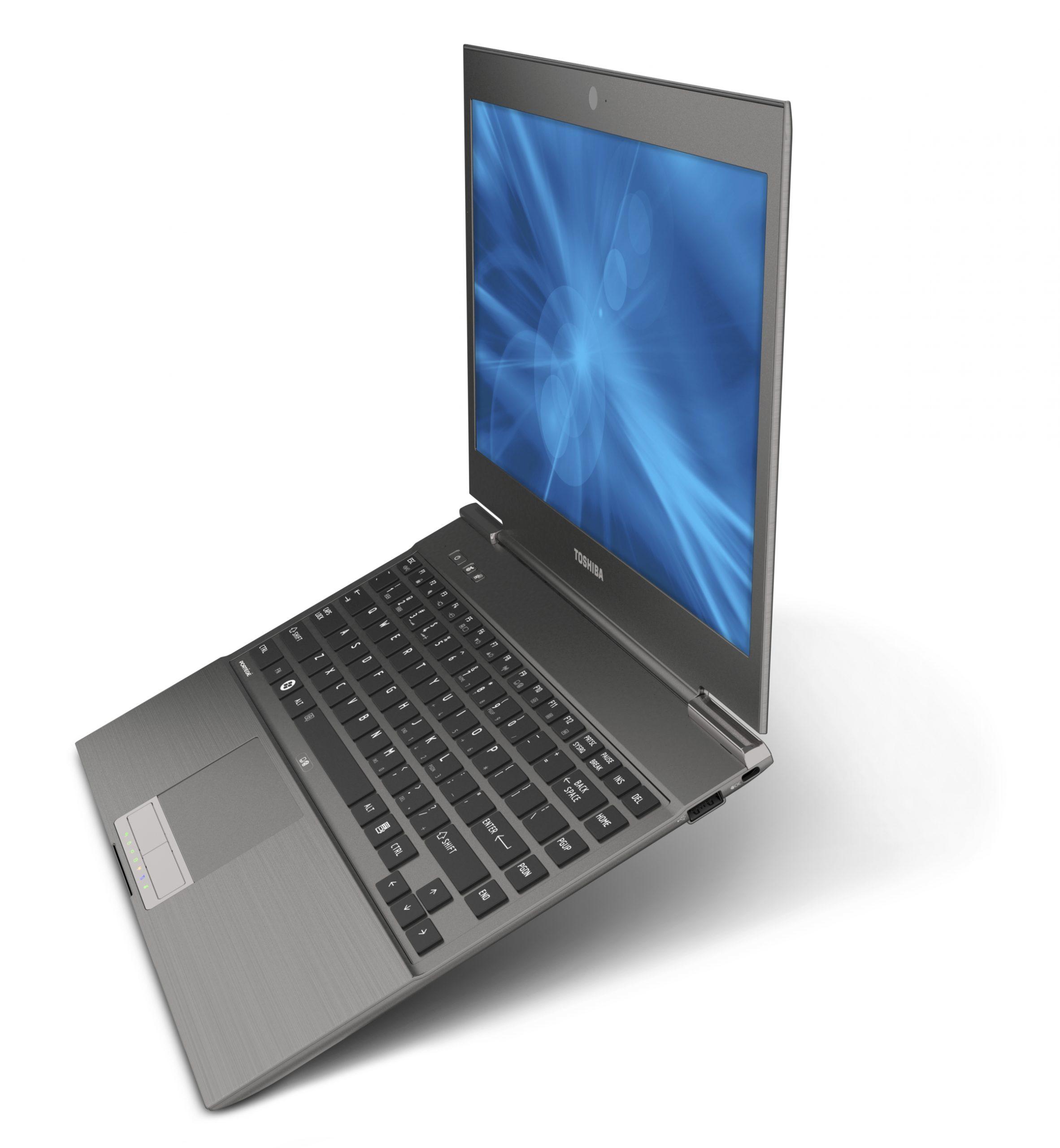 Toshiba Unveils Portege Z830 Ultrabook Series