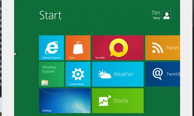 Windows 8 Developer Preview Build Sees Public Release At BUILD Conference