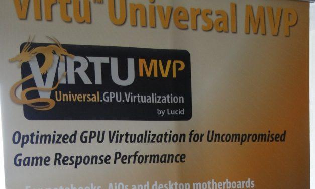IDF 2011: Lucid HyperFormance Technology Improves Game Responsiveness