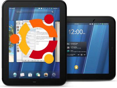 Add Ubuntu to your HP Touchpad