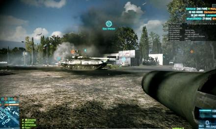 Caspian Servers Now Open To Public In Battlefield 3 Beta
