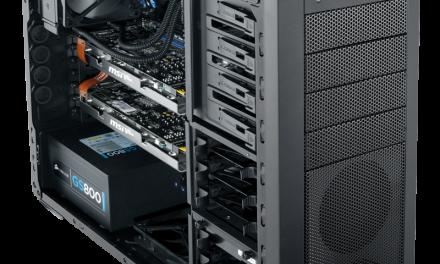 Corsair Announces Availability of $139 Gaming PC Case