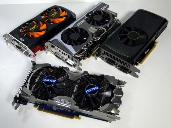 NVIDIA Upgrading GTX 560 to 448 CUDA Cores?