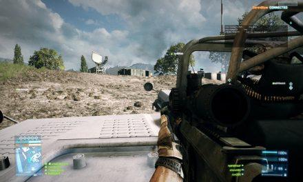 Battlefield 3 Beta: Caspian Border Performance and Screenshots