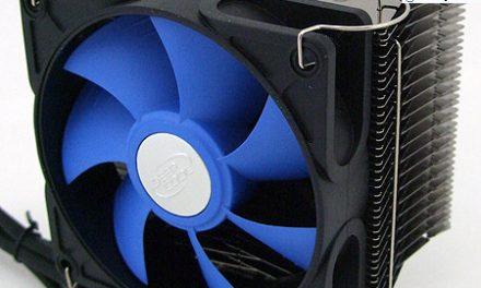 DeepCool's new heatsink has a shallow footprint