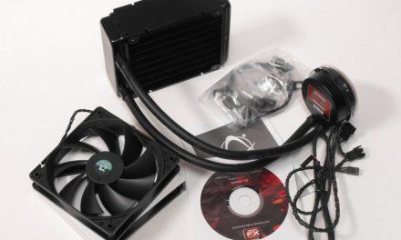 AMD's retail Bulldozer watercooler