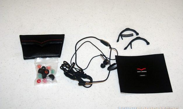 Bulletproof earbuds, really?