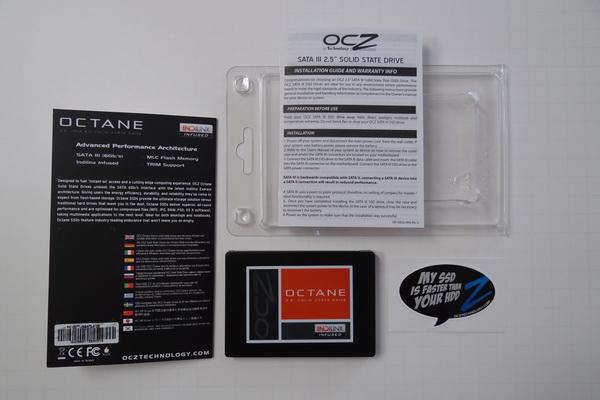OCZ Octane 512GB SSD Sneak Peek – Indilinx Has Returned