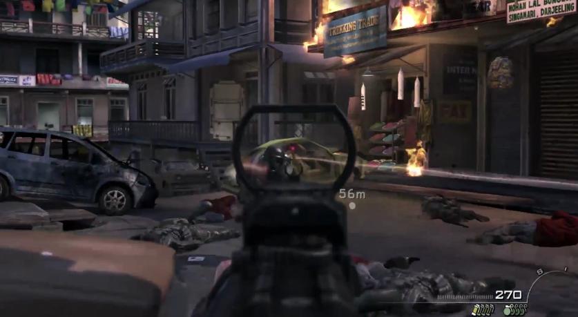 Video Perspective: AMD A8-3850 vs Core i3-2105 on Modern Warfare 3