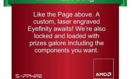 AMD Facebook Giveaway