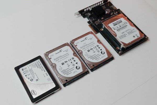 Hybrid Storage Roundup: Seagate Momentus XT vs. OCZ RevoDrive Hybrid vs. Intel Z68