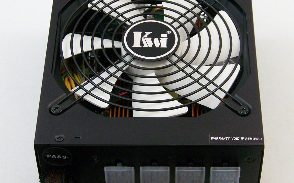 A platinum rated kilowatt class PSU from Kingwin