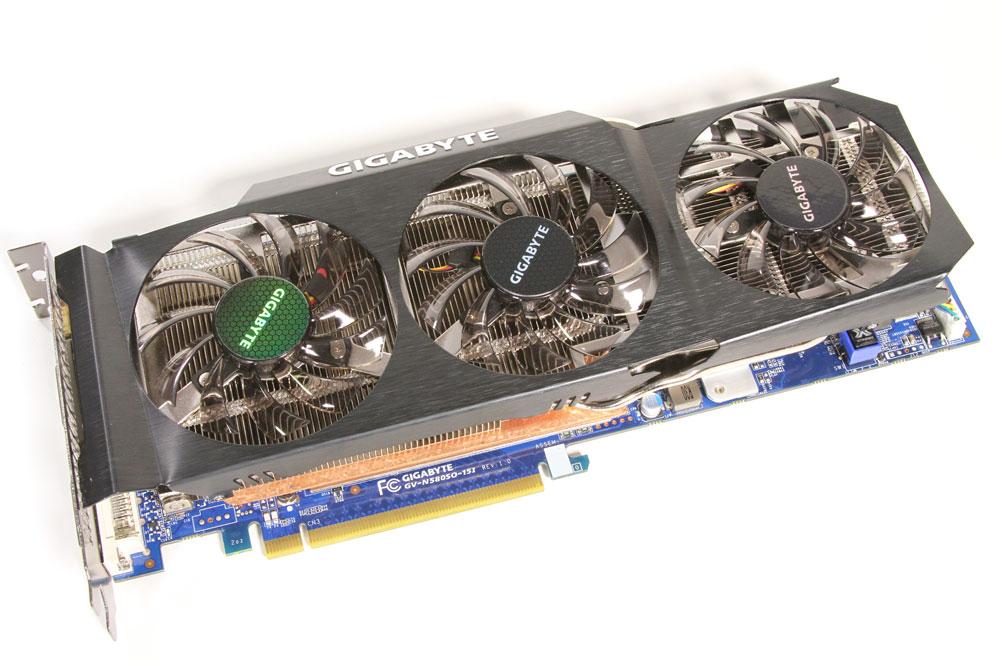 Gigabyte GeForce GTX 580 1.5GB Super Overclock – Last Hurrah for Fermi