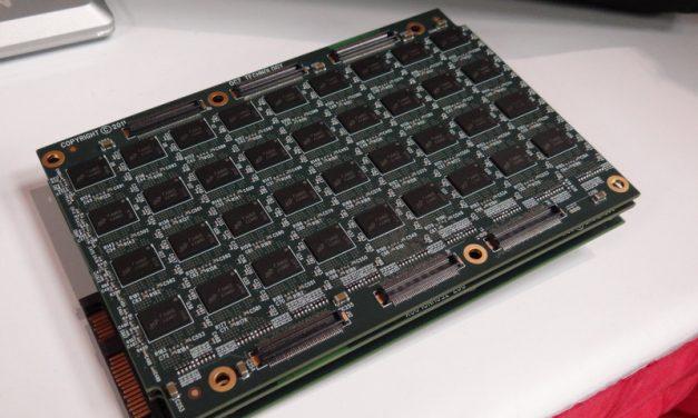 CES 2012: OCZ shows DDR based SATA 6Gb/sec aeonDrive