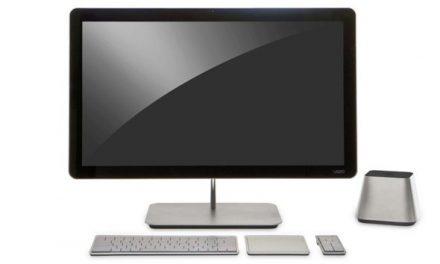 Vizio Entering Computer Market with Desktop and Laptop PCs
