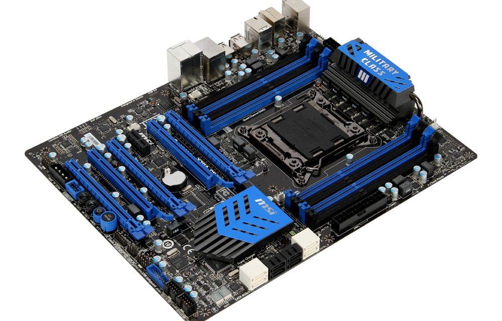 MSI X79A-GD65 (8D) LGA 2011 ATX Motherboard Review