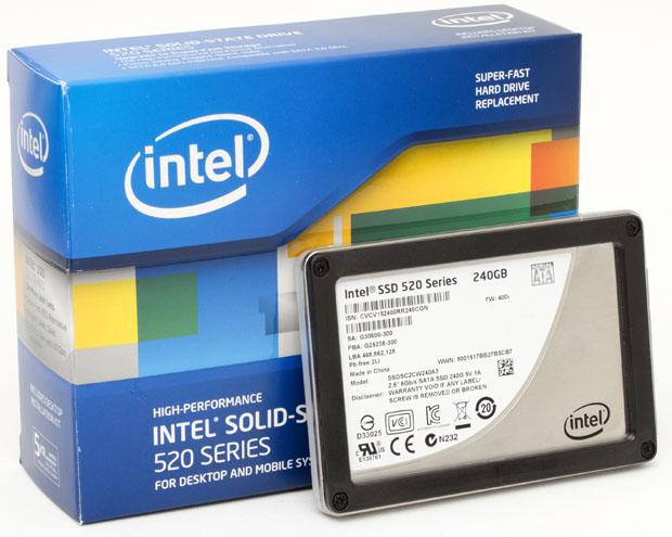 If you can't beat 'em, join 'em; Intel goes Sandforce
