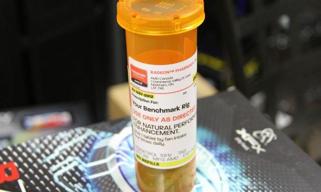 AMD Verdetrol 1GHz Prescription Pills Arrive at PC Perspective