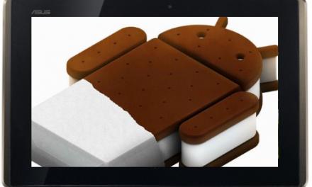 Ice Cream Sandwich (ICS) Update For Original Asus Eee Pad Transformer