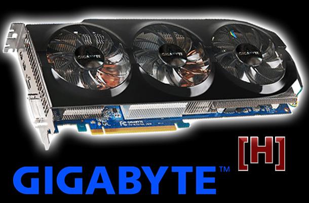 Gigabyte's non-standard HD 7970