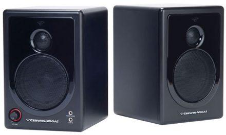 Cerwin-Vega! XD3 Powered Desktop Speaker Review