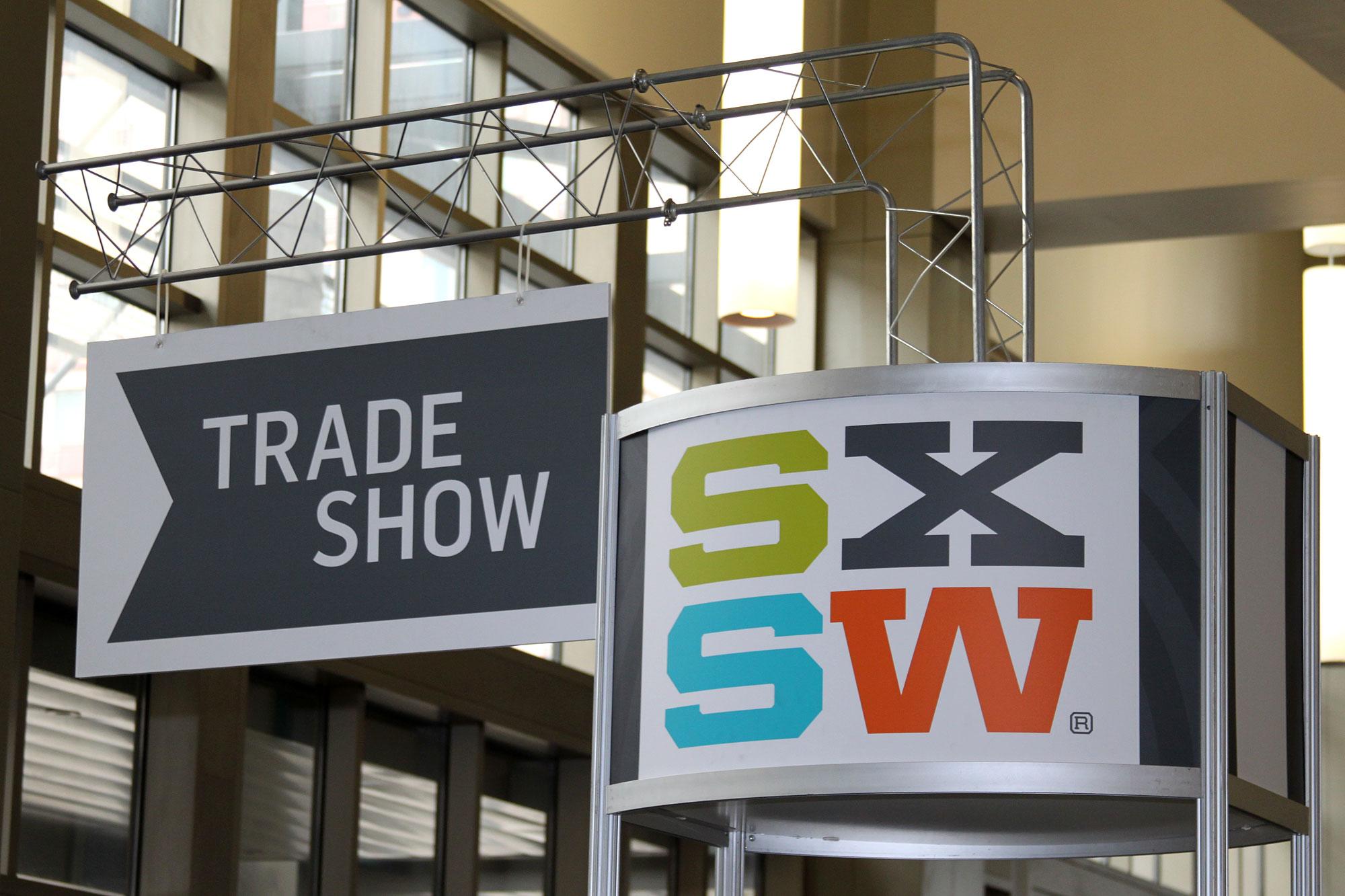 SXSW Trade Show 2012