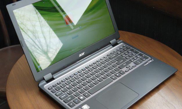 Acer Aspire Timeline Ultra M3 Review: Kepler's First Laptop