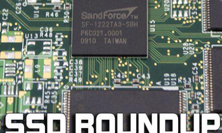 A 240GB SSD roundup