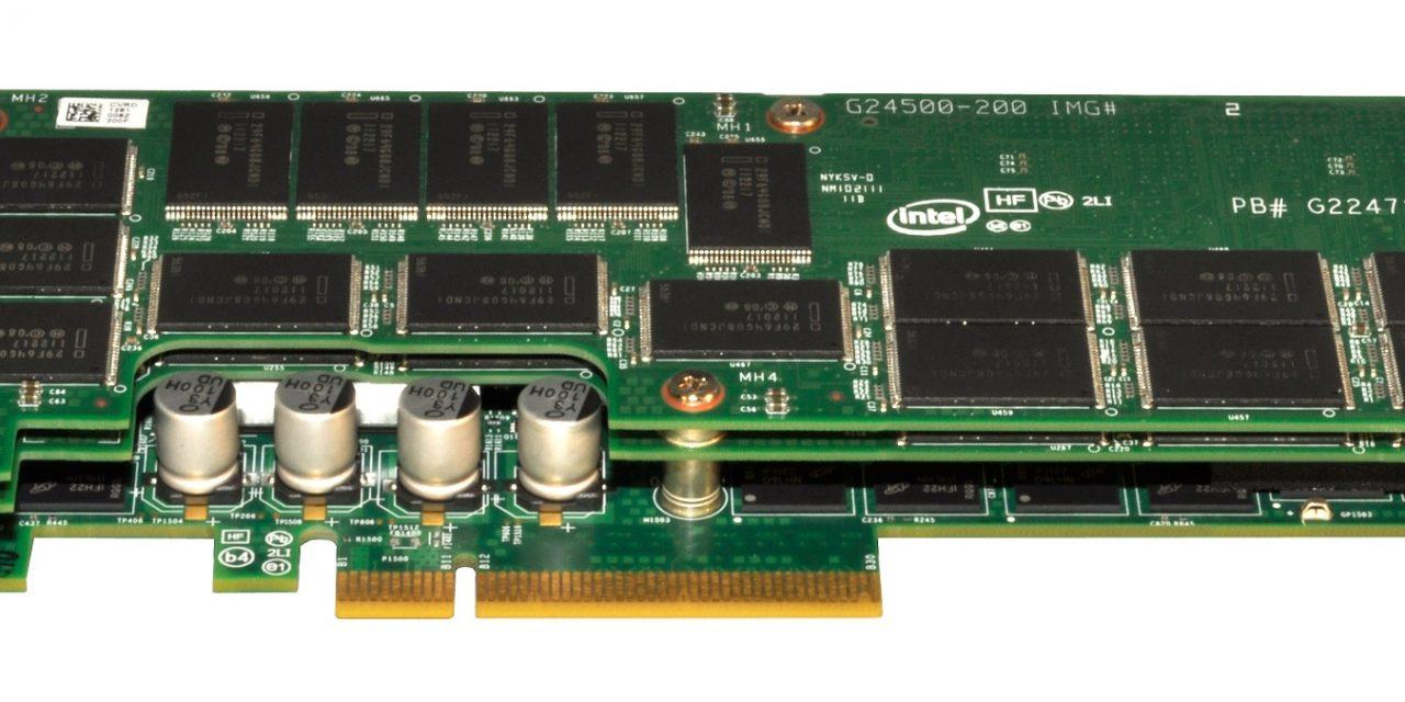 Intel Releases 910 Series Enterprise PCIe SSD