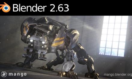 Blender 2.63 released! Major feature: BMesh integration.