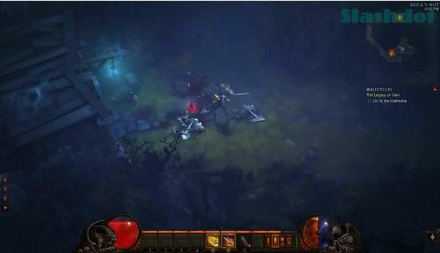 Fancy a peek at the Diablo III beta?